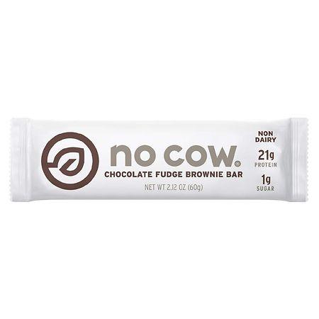 No Cow Protein Bar Chocolate Fudge Brownie - 2.12 OZ