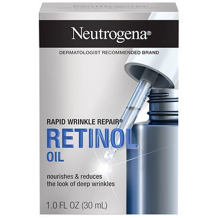 Neutrogena Rapid Wrinkle Repair Retinol Oil - 1 fl oz