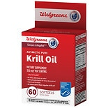 Walgreens Krill Oil Omega-3 350 mg