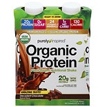 Purely Inspired Organic Protein Shakes Decadent Chocolate