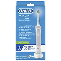 Oral-B Vitality FlossAction Rechargeable Toothbrush and Timer