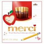 Merci Finest Assortment of European Chocolate - Teacher Appreciation Box