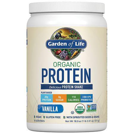 Garden of Life Organic Protein Shake - 18 OZ