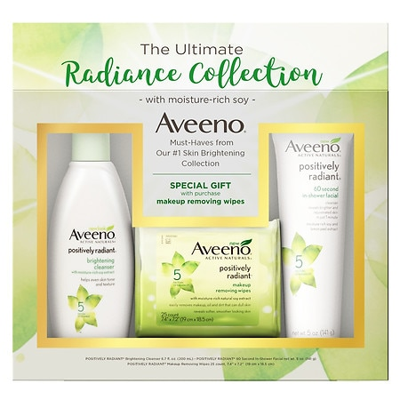 Aveeno Ultimate Radiance Collection Gift Set - 1 ea