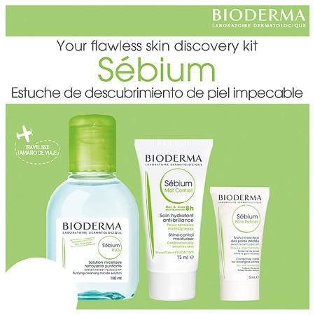 BIODERMA Sebium Discovery Kit - 1 ea