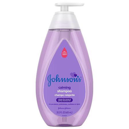 Johnson's Baby Calming Shampoo - 20.3 fl oz
