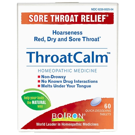 Sore Throat Relief | Walgreens