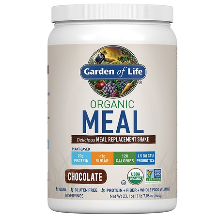 Garden of Life Organic Meal - 23.1 oz.