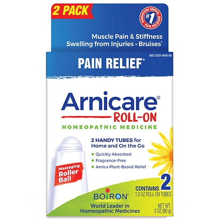 Boiron Arnicare Roll On - 1.5 oz. x 2 pack