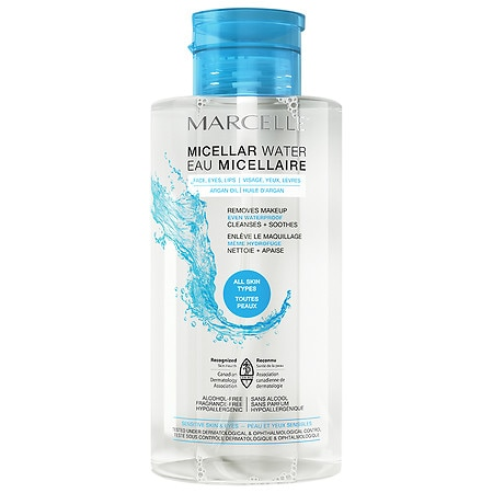 Marcelle Micellar Water - All Skin Types - 13.5 oz.