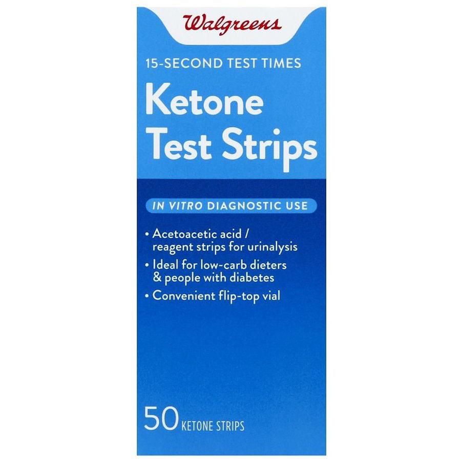 Walgreens Ketone Strips Walgreens