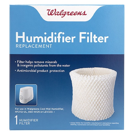 Walgreens Humidifier Filter Replacement - 1 ea