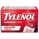 TYLENOL Extra Strength Coated Tablets For Adults