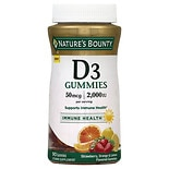 Nature's Bounty Vitamin D3 Gummies