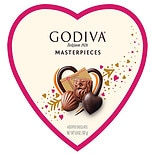 Godiva Masterpieces Belgian 1926, Premium Assorted Chocolates
