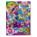 Crayola Uni-Creatures Coloring Book