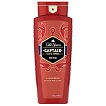 Old Spice Red Collection Body Wash for Men Captain