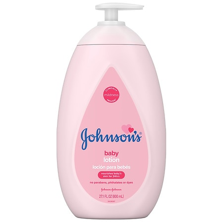 Johnson's Baby Lotion - 27.1 fl oz