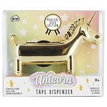 NPW Gold Unicorn Tape Dispenser