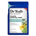 Dr. Teal's Muscle Recovery Epsom Salt
