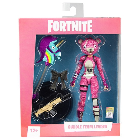 McFarlane Toys Fortnite Cuddles Team Leader - 1 ea