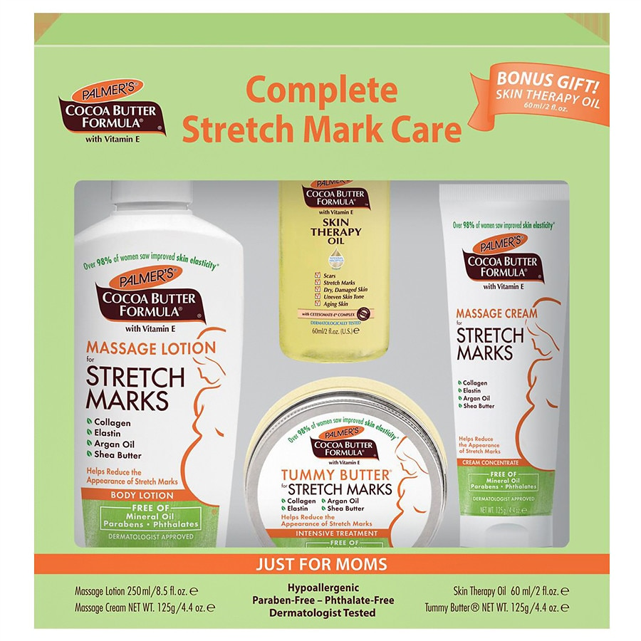 Palmer S Cocoa Butter Formula Complete Stretch Mark Care 4 Piece