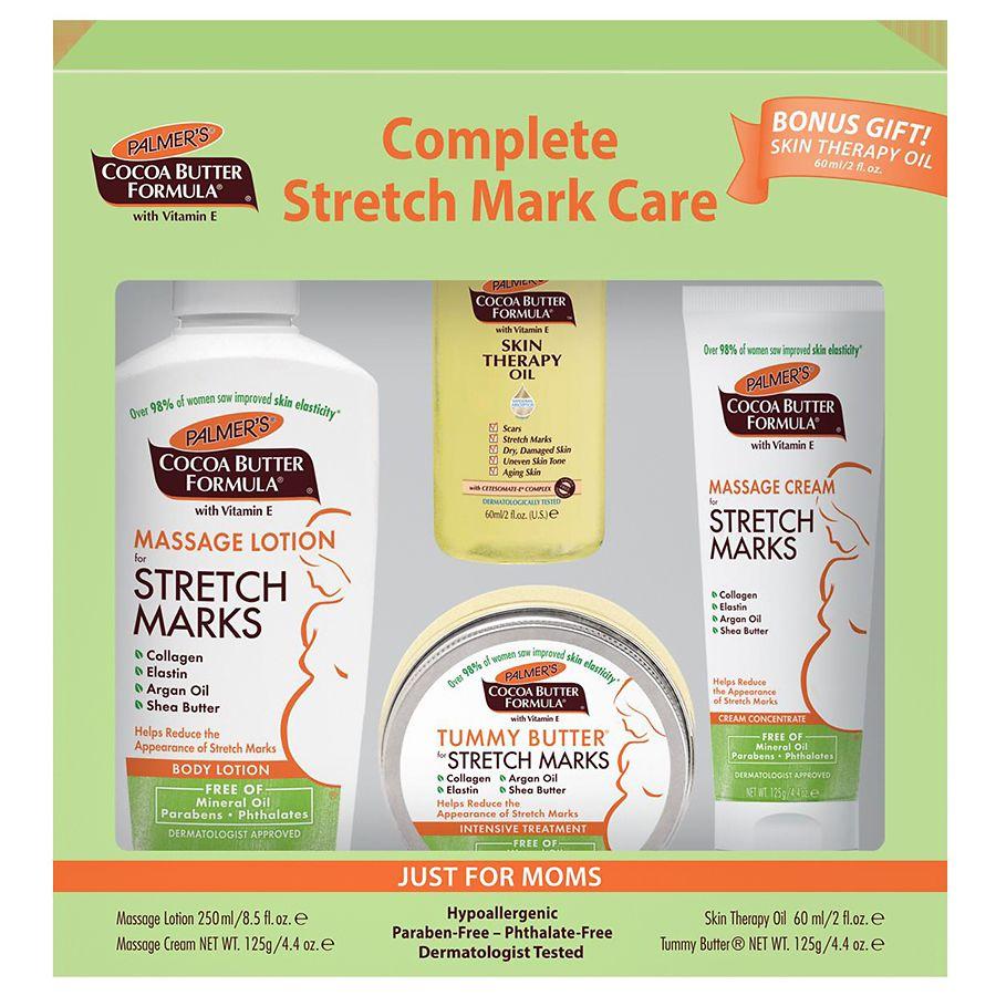 Palmer S Cocoa Butter Formula Complete Stretch Mark Care 4 Piece