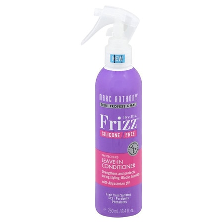Marc Anthony True Professional Bye Bye Frizz Silicone Free Leave in Conditioner - 8.4 fl oz