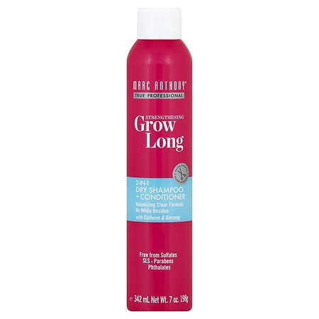 Marc Anthony True Professional Grow Long 2 in1 Dry Shampoo & Conditioner - 7 oz.