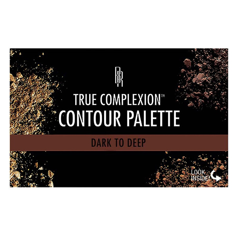 Black Radiance True Complexion Contour Palette Dark To Deep Walgreens