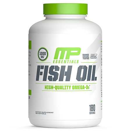 MusclePharm Fish Oil Essential - 1 ea