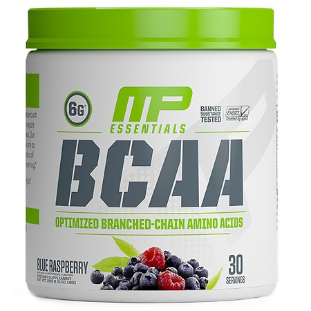 MusclePharm BCAA Essentials Powder 30 servings - 1 ea
