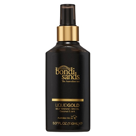 Bondi Sands Self Tanning Liquid Gold Dry-Oil Spray - 5.07 oz.