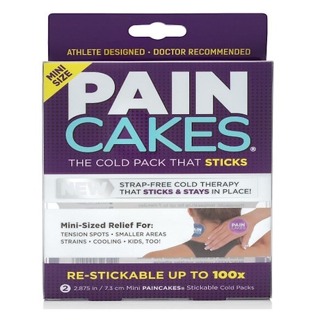 PAINCAKES Stickable Cold Pack - 2 ea