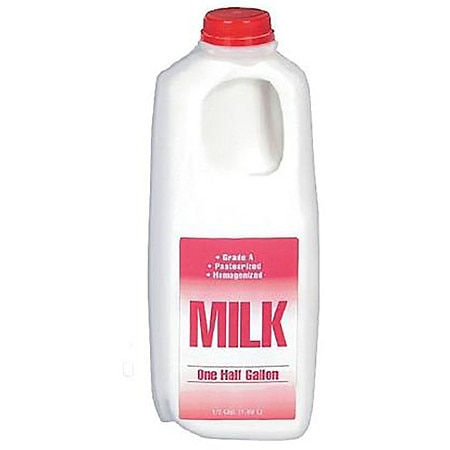 Borden Vitamin D Milk - 0.5 gal