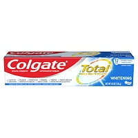 Deals on 2-Pack Colgate Total Toothpaste Whitening 4.8-Oz