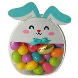 Walgreens Bunny Backpack with 40 Easter Eggs Bright