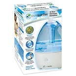 PureGuardian 14-Hour Nursery Ultrasonic Cool Mist Humidifier