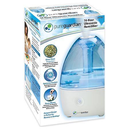 PureGuardian 14-Hour Nursery Ultrasonic Cool Mist Humidifier - 1 ea