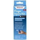 Walgreens Finger Injury Kit