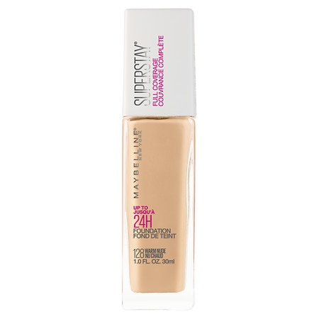 Maybelline SuperStay Full Coverage Foundation - 1 fl oz