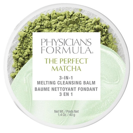 Physicians Formula Matcha Green Tea 3-in-1 Melting Cleansing Balm - 1.4 oz.