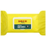 Smile & Save Unscented Baby Wipes