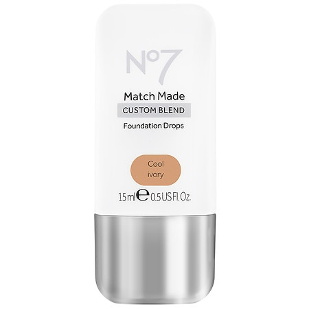 No7 Match Made Foundation Drops - 0.5 Oz