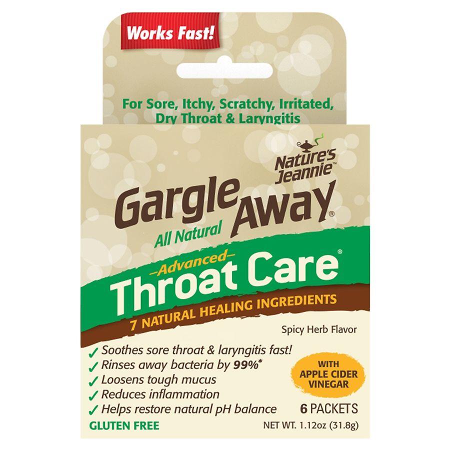 Gargle Away Advanced Throat Care | Walgreens