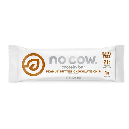 No Cow Protein Bar Peanut Butter Chocolate Chip - 2.12 oz.