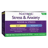 Natrol Stress & Anxiety Day & Night Tablets