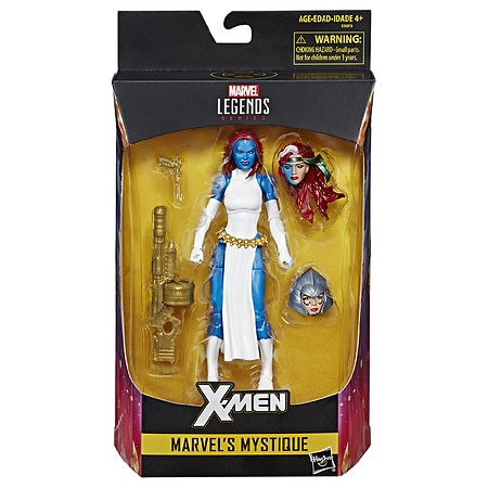 Marvel Legends X-Men 6-inch Legends Series Mystique Figure - 1 ea