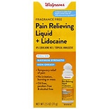 Walgreens Maximum Strength Pain Relief Roll-On Liquid