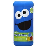The Village Company Sesame Street Fizzy Tub Colors Assorted Colors